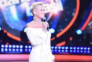 A apresentadora da Record Xuxa Meneghel (Foto: Divulgação/Record)