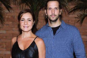 Adriana Esteves e Vladimir Brichta