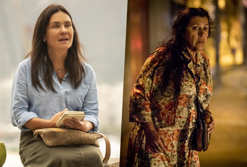 Regina Casé e Adriana Esteves vão ser as protagonistas de Amor de Mãe, próxima novela das 21h na Globo (Foto