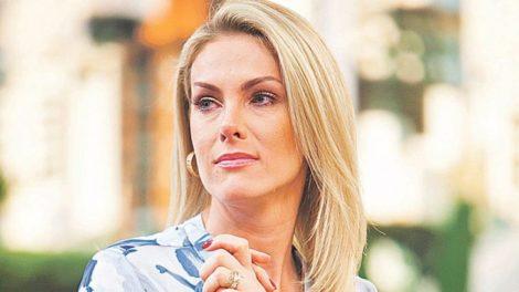 A apresentadora Ana Hickmann se chocou com acidente grave em São Paulo (Foto: Reprodução)