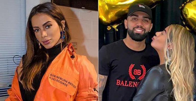 Rafaella Santos, irmã de Neymar, terminou o namoro com Gabigol