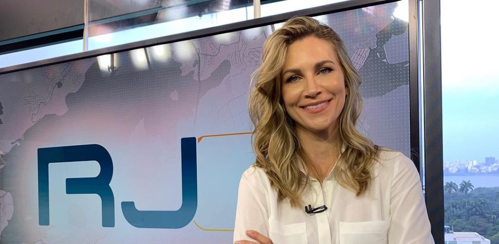 Anne Lottermann, Maju Coutinho, Jornal Nacional, Globo