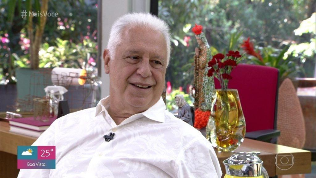 Antonio Fagundes é um dos destaque de Bom Sucesso da Globo