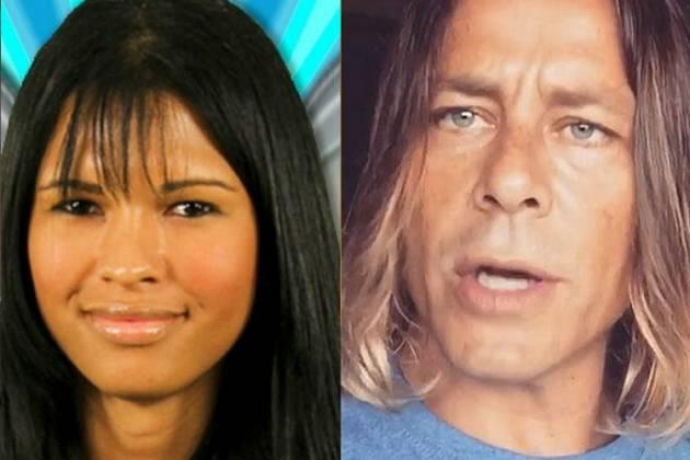 Adiadna e Theo Becker após acusação