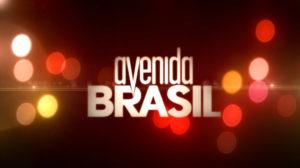Logo da novela Avenida Brasil (Imagem: Divulgação)