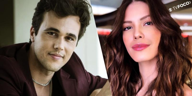 Vitória Strada e Bruno Ferrari voltam a fazer par romântico na Globo com a estreia de Salve-se Quem Puder