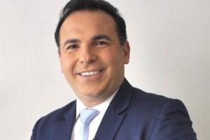 Reinaldo Gottino, ex-Record, é o novo contratado da CNN Brasil (Foto: Divulgação)