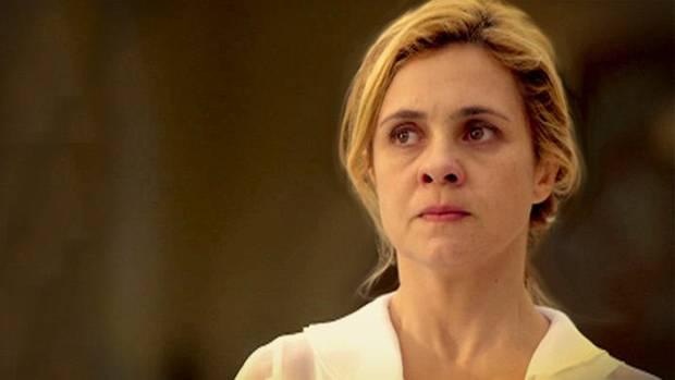 Carminha em cena da novela das 21h, Avenida Brasil (Foto: Reprodução)