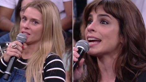 A atriz Carolina Dieckmann e Maria Ribeiro não são mais melhores amigas (Foto: Divulgação)