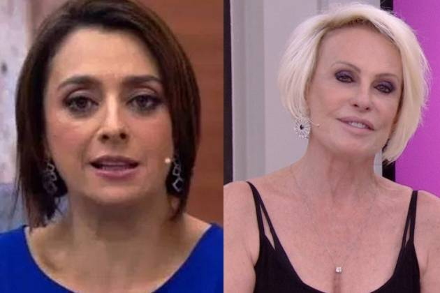Cátia Fonseca e Ana Maria Braga (Foto: Montagem)
