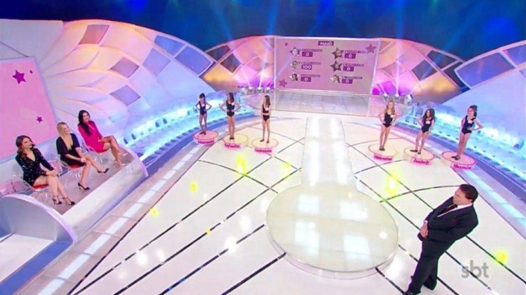 Concurso de Miss infantil gera polêmica (Foto: Reprodução)