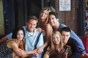 Elenco de Friends (Foto: Reprodução)