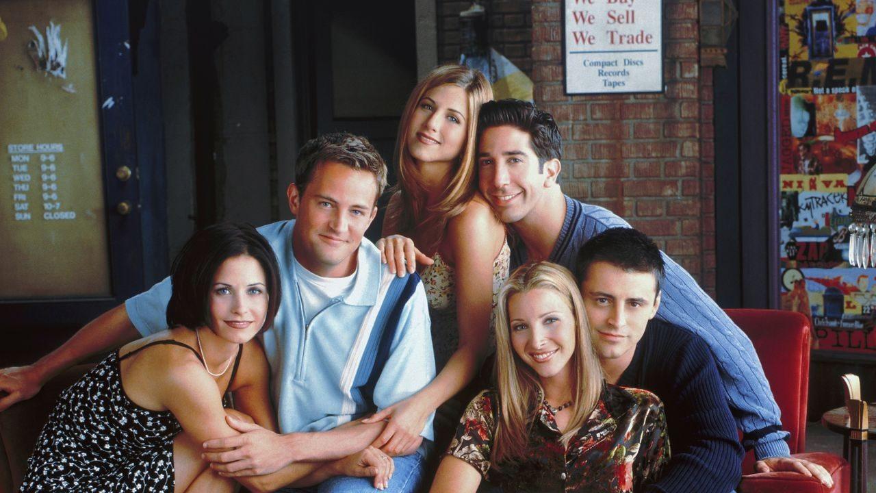 Friends ganha aplicativo para comemorar os 25 anos da série (Foto: Reprodução)