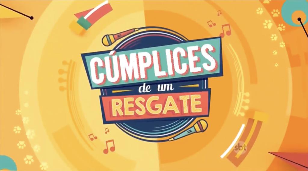 Logo novela infantil Cúmplices de um Resgate (Foto: Divulgação/SBT)