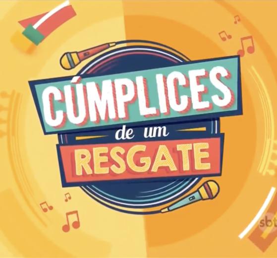 Logo Cúmplices de um Resgate (Foto: Divulgação/SBT)