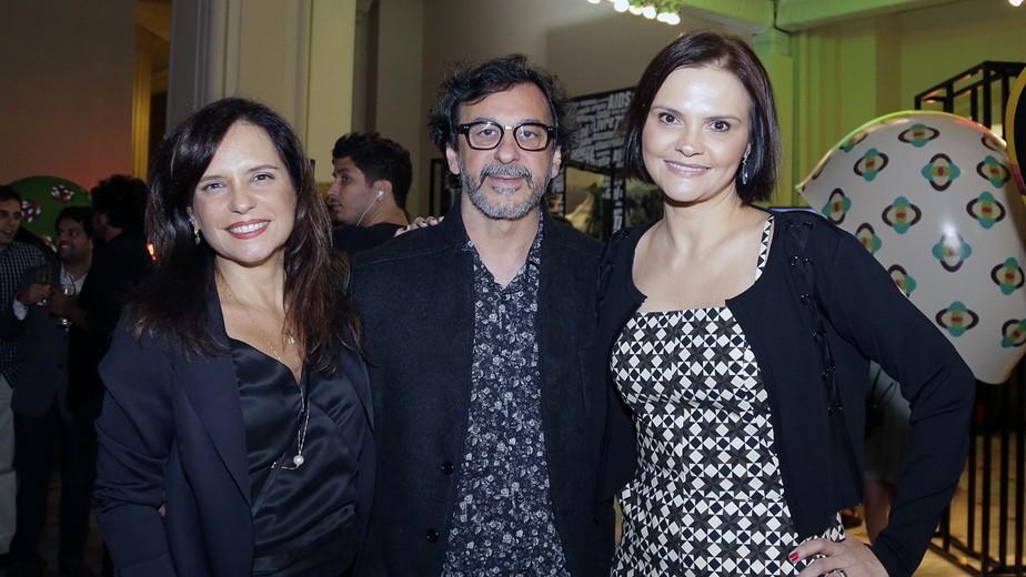 Angela Chaves, Alessandra Poggi e Carlos Araújo estarão a frente de Éramos Seis da Globo