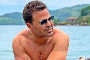 O cantor Eduardo Costa expôs drama pessoal (Foto: Reprodução)