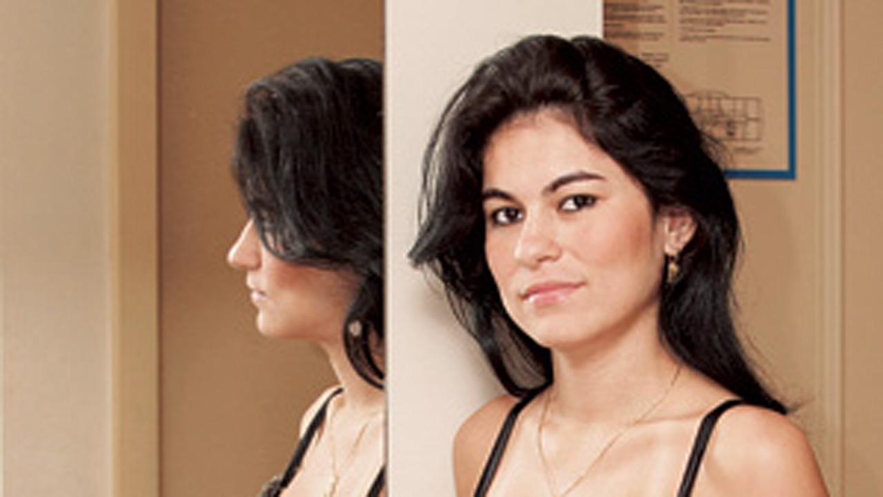 A ex-modelo, Eliza Samúdio (Foto: Reprodução)