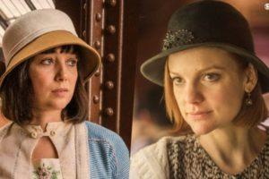 Olga e Clotilde são irmãs da protagonista Lola de Éramos Seis