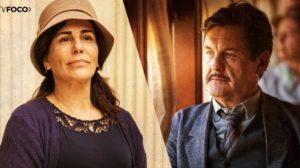 Gloria Pires e Antonio Calloni são o casal protagonista de Éramos Seis