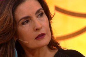 Fátima Bernardes, Cafu