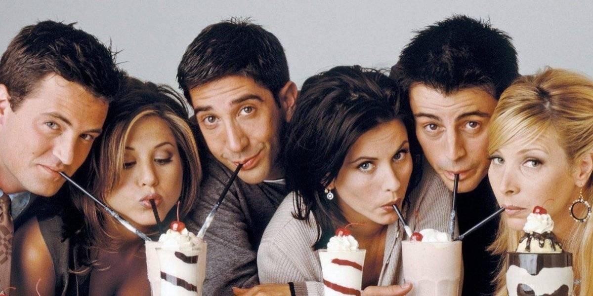 Série Friends ganha livro e app para comemorar os 25 anos de lançamento (Foto: Reprodução)