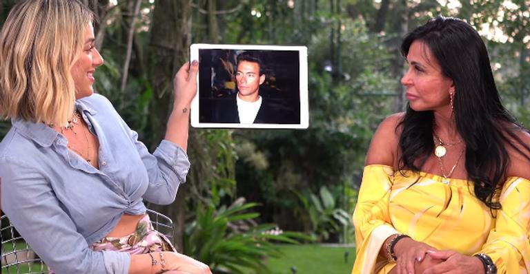 Giovanna Ewbank deixou Gretchen Miranda constrangida ao relembrar passado controverso da cantora (Foto: Divulgação)