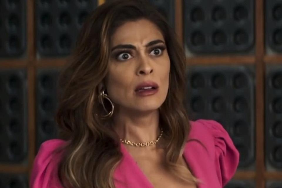 Maria da Paz (Juliana Paes) em A Dona do Pedaço (Foto: Divulgação/TV Globo)