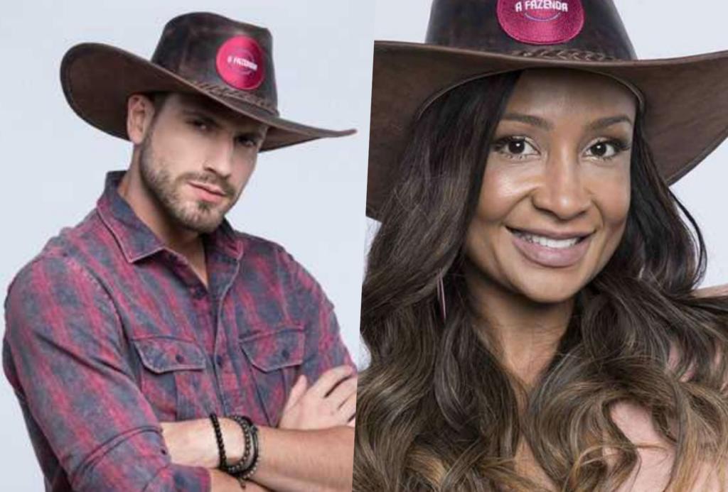 Guilherme e Drika Marinho estão na roça da Fazenda 11. Quem deve ficar?