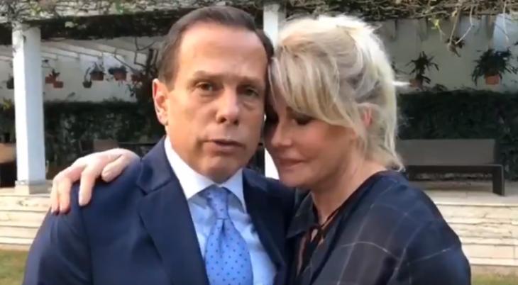 Após 27 anos chega ai fim casamento de João e Bia Doria (Foto: Reprodução)