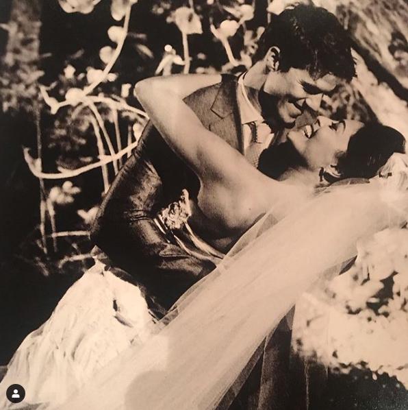 Juliana Paes e Carlos Eduardo Baptista (Foto: Reprodução)
