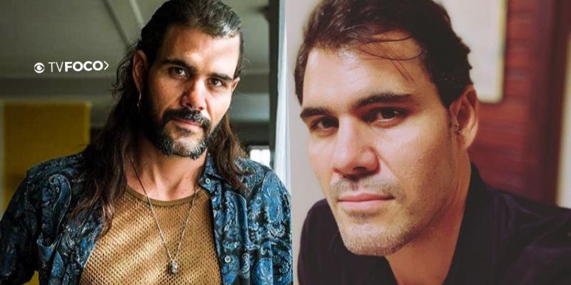 O ator Juliano Cazarré volta ao horário nobre em Amor de Mãe