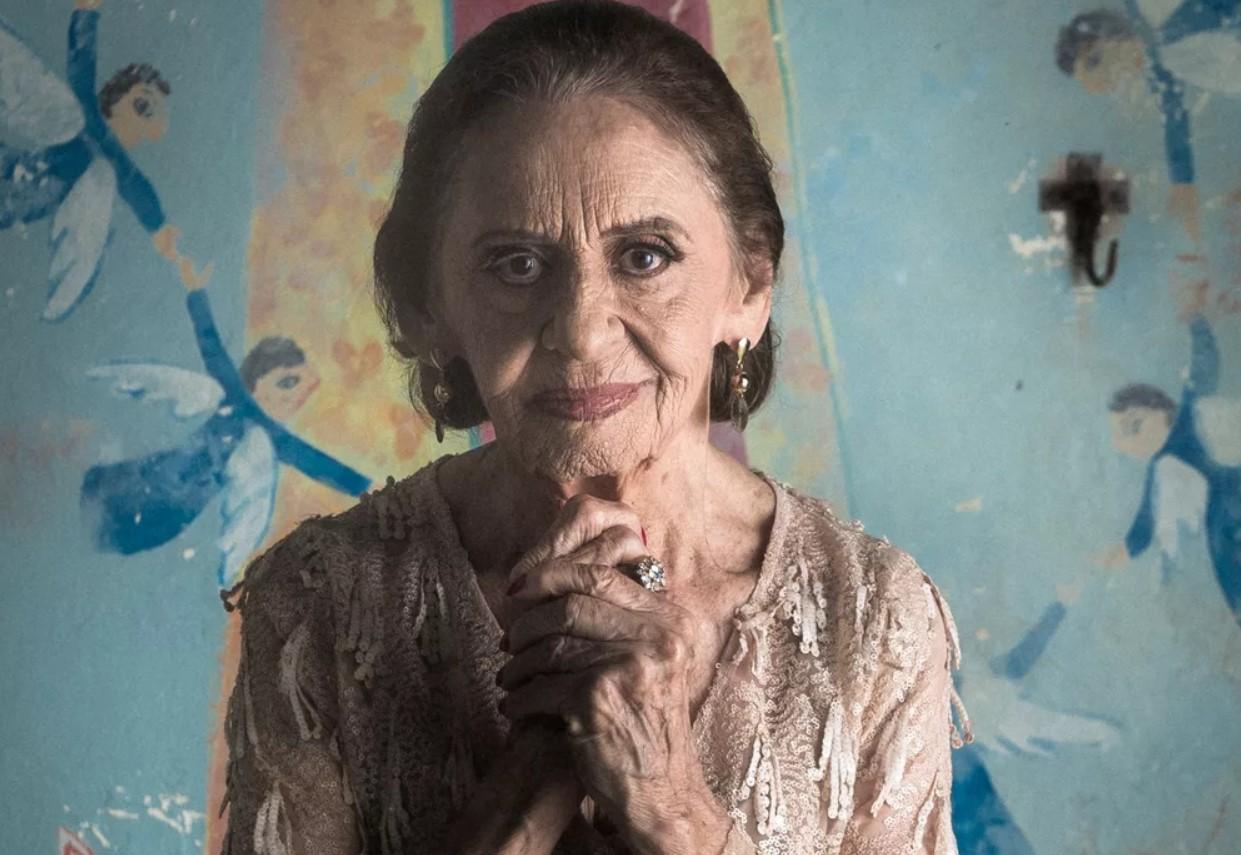 Laura Cardoso interpreta a Matilde em A Dona do Pedaço (Foto: Divulgação)