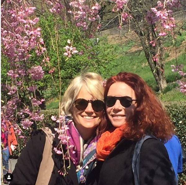 Leilane Neubarth e esposa Isabela Bellenzani (Foto: Reprodução/ Instagram)