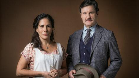 Lola e Julio são o casal protagonista de Éramos Seis
