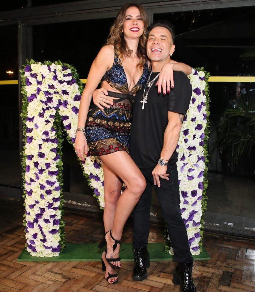 Luciana Gimenez, Matheus Mazzafera
