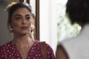 Maria da Paz (Juliana Paes) colocará Josiane para vender bolos na rua em A Dona do Pedaço (Foto: Reprodução/Globo)