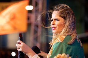 A famosa cantora sertaneja, Marília Mendonça desabafou sobre a sua gravidez (Foto: Reprodução/Instagram)