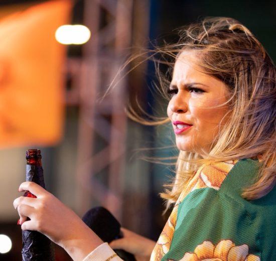 A cantora Marília Mendonça desistiu de cantar? (Foto: Reprodução)