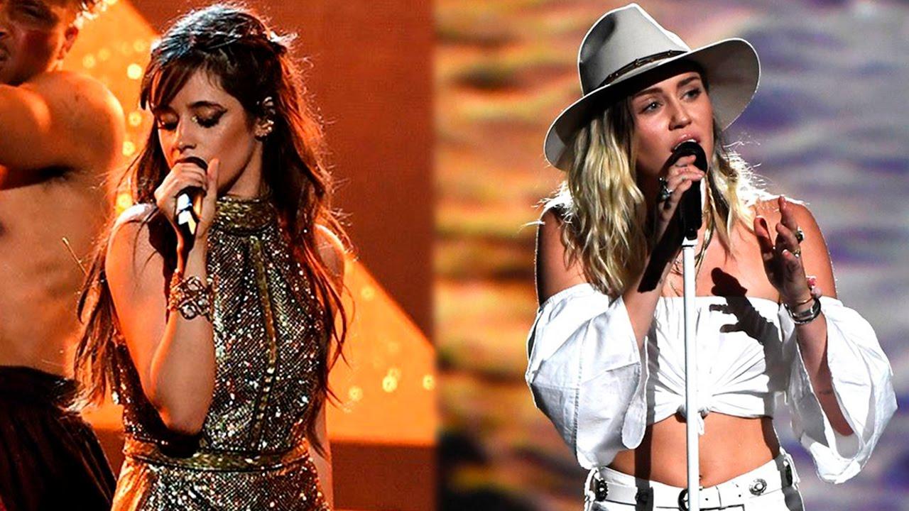 Camila Cabello e Miley Cyrus lançam novos videoclipes e conquistam o coração do público (Foto: Reprodução)