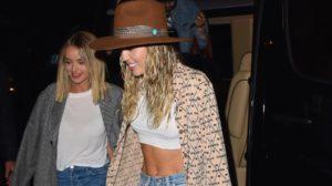Miley Cyrus termina seu namoro com a modelo Kaytlynn Carter (Foto: Reprodução)