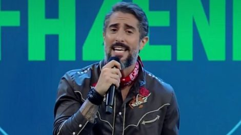 Marcos Mion, A Fazenda