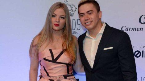 Luísa Sonza ao lado do marido, Whindersson Nunes (Foto: Reprodução)