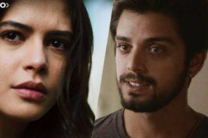 Laila e Bruno vão se casar na novela Órfãos da Terra