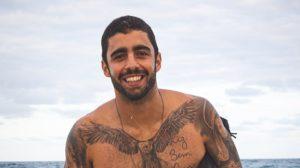 O ex-marido de Luana Piovane e ex-namorado de Anitta, o surfista Pedro Scooby compartilhou registro do dia que quase morreu (Foto: Reprodução/Instagram)