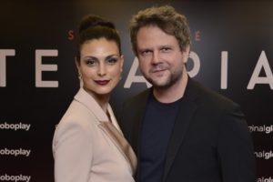 Morena Baccarin e Selton Mello estrelam a nova temporada da série Sessão de Terapia. (Foto: Divulgação)