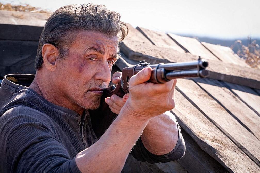 Rambo 5 é a maior estreia da semana nos cinemas do país (Foto: Reprodução)