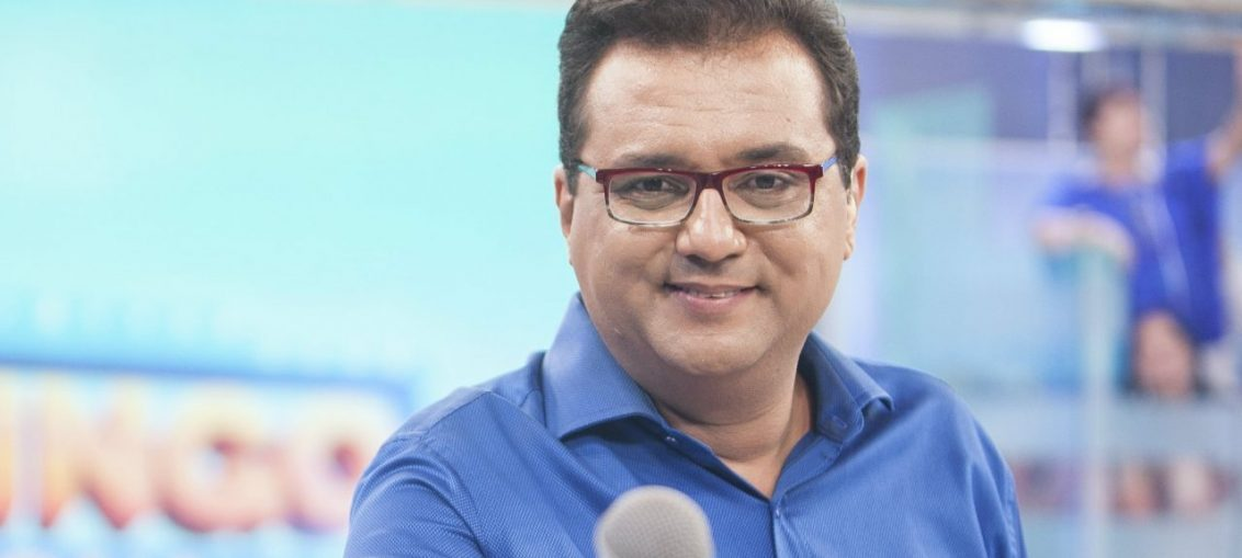 O apresentador Geraldo Luís. Foto: Reprodução