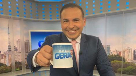cnn brasil Reinaldo Gottino deixou a Record e virou manchete internacional (Foto: Reprodução)