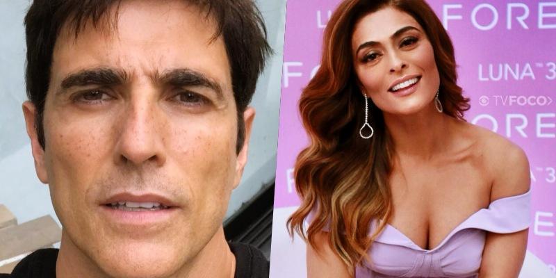 Reynaldo Gianecchini e Juliana Paes são estrelas de A Dona do Pedaço